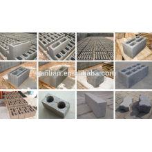 Completa línea de producción de bloques de arena en Arabia Saudita