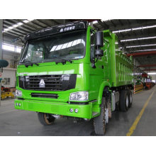 HOWO 6X4 Dump Truck with Flat Cab 336 HP