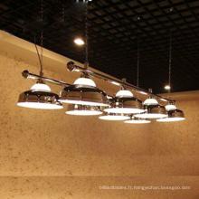 Lampe de table de billard fabriqué en usine billard snooker