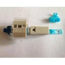 Fujikura conector óptico rápido, SC nuevo conector rápido de fibra óptica, conector Fast Ftth