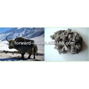 high quality pure yak wool fibre
