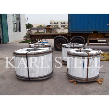 201 Stainless Steel Coil with Cold Rolled High Qualiy