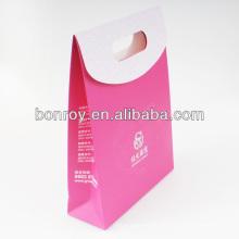 Bestseller-Parfümbeutel 2013, Papiertragetasche, Papiertütebeutel mit niedrigem Preis