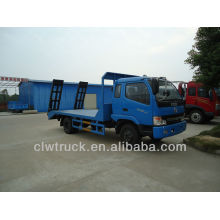 hot sale dongfeng flatbed lorry truck,flat transport truck