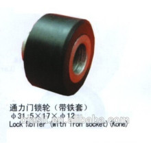 Elevator Door Lock/Hanger Roller with Iron Socket for elevator parts