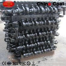 Djb600 / 470 Techo articulado de metal de 600 mm