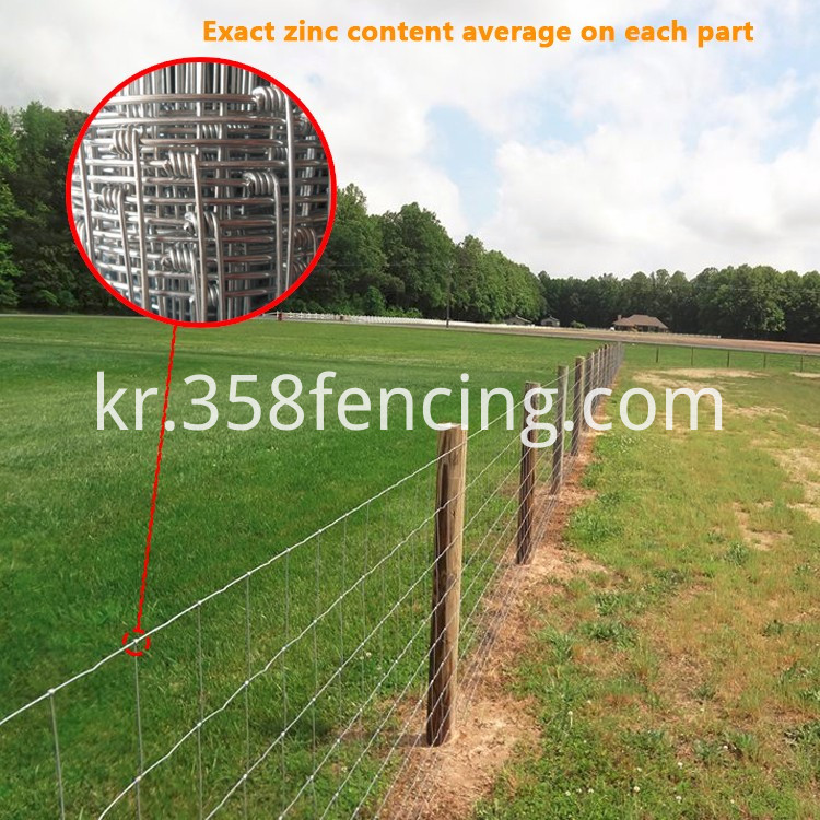 Field Fence Features