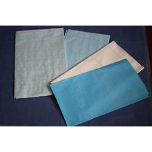 Water Absorbent Disposable Bed Sheets , Anti - Leakage Disp