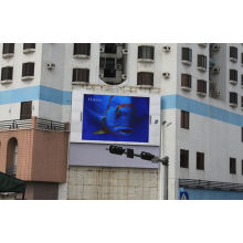 P16 Outdoor Led Display Boards For Shopping Malls , 256*128mm Module Size