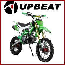 Высококлассный дешевый велосипед для грязи 125cc Pit Bike с тройной рамкой для ферм