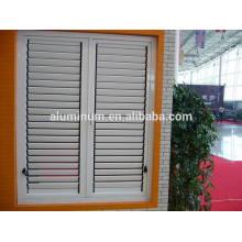 China LOUVER WINDOWS fabricación