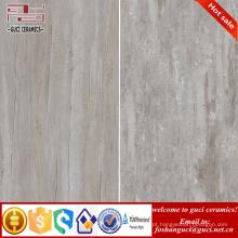 China fornecimento de fábrica cinza telha vitrificada olhar de madeira cerâmica telhas 1800x900mm