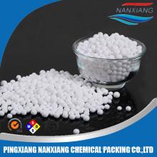 активированный шарик глинозема для нефтехимической, нефтяной и газовой промышленности