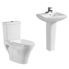 good design whole sale ceramic toilets seat and basin