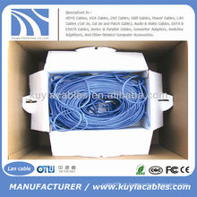 1000ft UTP cat5e cat6e Rede Ethernet Cabo Lan 300m