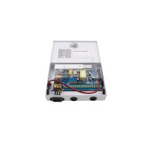 Adaptador AC / DC com fonte de alimentação 100v / 220v AC