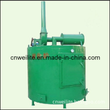 Wheat Straw Charcoal Carbon Stove/Biomass Carbonization Furnace (WLT)