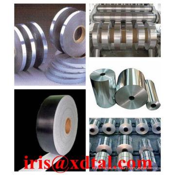 aluminum strips for oil tube on car, bus, train, ship