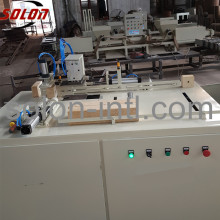 Electric Timber Pallet block cutting machine