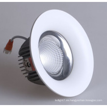 Lámpara de techo LED de alta luminosidad LED Downlight