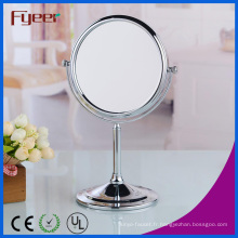 Fyeer 8 pouces rond miroir de table de maquillage (M5118)