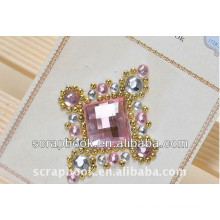crystal stickers scrapbook new product