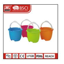 popular plastic bucket 9L