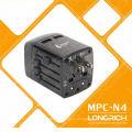 110-240v адаптер переходники OEM Настроить универсальный конвертер логотипа для зарядного телефона