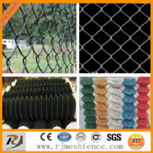 Hot Sale High Quality Hot DIP Galvanized Welde Chain Link Fence