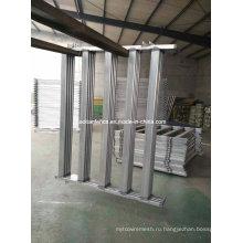 115X42mm Oval Rails Скот, панели для скота