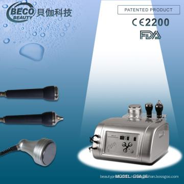 Портативная ультразвуковая машина для похудения для кавитации