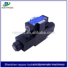 yuken dsg 01 solenoid operated hydraulic directional valves for soil brick making machine