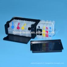 Premier choix ! système d'encre ciss pour HP 88 avec puce de réinitialisation pour imprimante HP K8600DN L7480 L7500 L7580 L7590 L7600