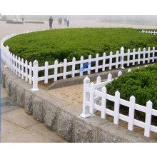 Rasen Geländer und Gartenzaun