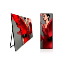 Mirror Screen Indoor LED Poster High Brightness