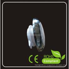 15W AC12V inoxidável RGB controle LED piscina luz