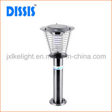 Stainless Steel LED Solar Garden Light Insect Repellent