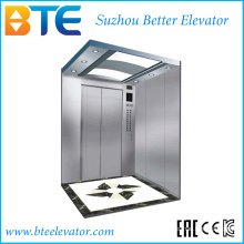 Ce Vvvf Gearless Passenger Elevator with Small Machine Room