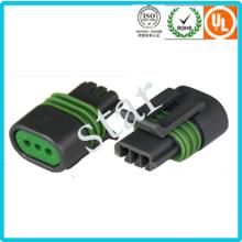 Automotive Light Wire Connector Delphi 3 Pin Plug Adapter DJ7039y-1.5-21