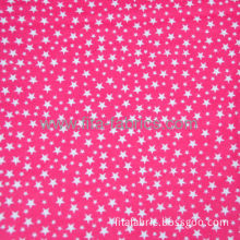 100% Cotton Printed Flail Fabric For Baby/dyeing And Screen Printing