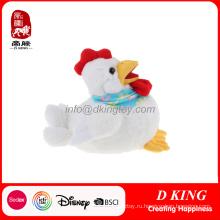 Горячая Распродажа Курица Плюшевые Игрушки Чучела Животных