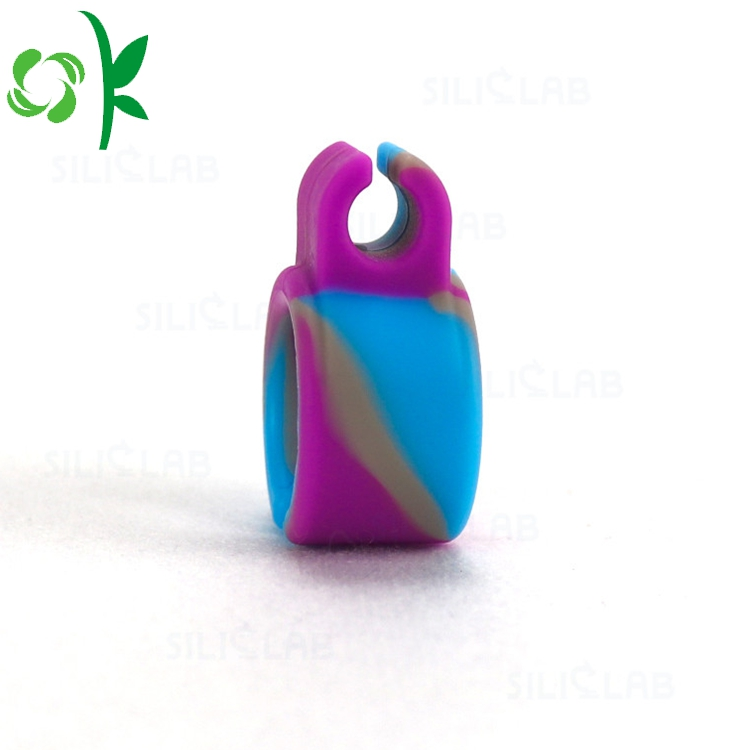 Silicone Ring For Holding Cigarette