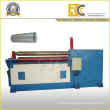 Hidráulica de dos rodillos de acero Drum Fabricación de máquina de coiler