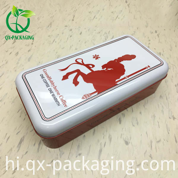 500g Coffee Tin Box