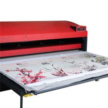 FJXHB4 Großformatige Doppelarbeitsstation Pneumatische Heat Press Machine