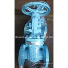 API Gate Valve of Rising Stem Flange End RF
