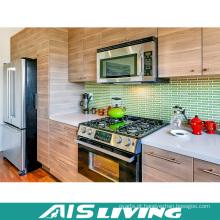Estilo africano de alta qualidade para gabinetes de cozinha de projeto orçamento (AIS-K174)