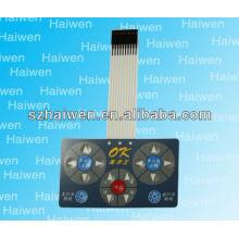 Conmutador de membrana de pantalla táctil