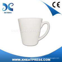 2014New Cheap12oz Latte Mug Ceramic Sublimation Mug Heat Press Mug