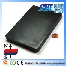 "Ceramic 8 F6X4X3/4"" Hard Ferrite Magnet Block"